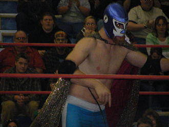 Sami Zayn - Generico in 2008