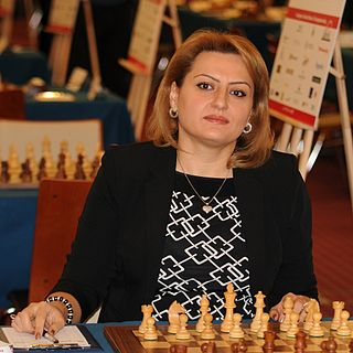 Elina Danielian chess player