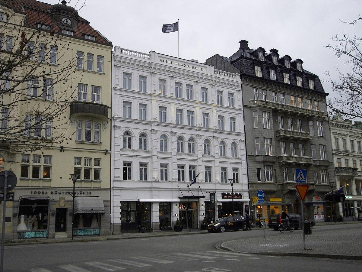 Plaza Hotel Malmö