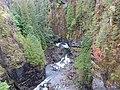 Elk Falls Provincial Park and the Campbell River.jpg