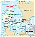 Elling on denmark map.jpg