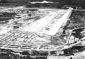 Eleventh Air Force - Elmendorf Field, August 1941