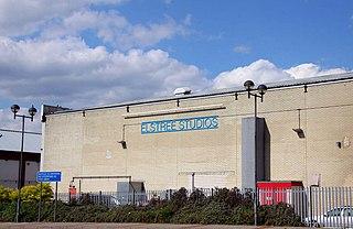 Elstree Studios (Shenley Road) Film and television production facility on Shenley Road, Borehamwood, Hertfordshire