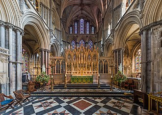The high altar Ely Cathedral High Altar, Cambridgeshire, UK - Diliff.jpg