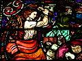 Emanuel Vigeland, glass painting, Oslo Cathedral.JPG