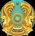 Wappen Kasachstans