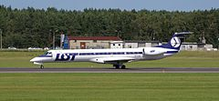 Embraer 145 PLL LOT