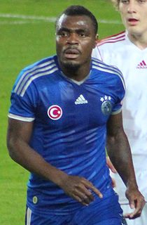 Emmanuel Emenike Nigerian footballer