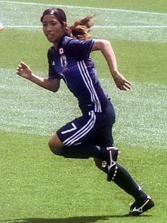 Emi Nakajima Japanese footballer