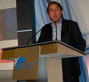 Emilio Azcárraga Jean - Azcárraga in 2008