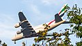 Emirates - Airbus A380 - A6-EOW - approach to Düsseldorf Airport-0621.jpg