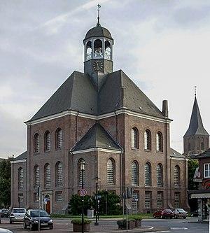 Emmerich am Rhein - The Christuskirche.