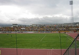 2017 South American Youth Football Championship - Image: En ibarra