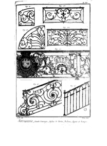 Iron Railing Wikipedia
