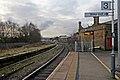 End of platform 3, Earlestown railway station (geograph 3818762).jpg