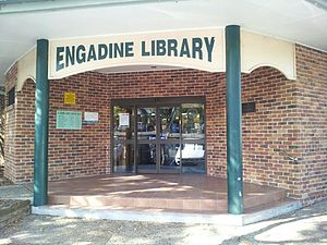 Engadine, New South Wales - Engadine Library