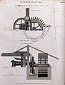 Engineering; cross-sections of the hammer designed by John S Wellcome V0023560.jpg