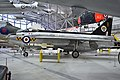 English Electric Lightning F.1 'XM135 - B' (39352705115).jpg