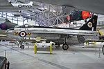 English Electric Lightning F.1 'XM135 - B' (39352705115).jpg