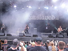 Enslaved na Norway Rock Festivalu 2010. godine