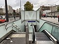 Entrée Station Métro Porte Vincennes Paris 3.jpg