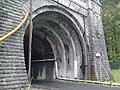 Entrée côté francais du tunnel ferroviaire du Somport vue 9.jpg