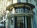 Entrance to Cafe Bristol, Warsaw, 2010.jpg