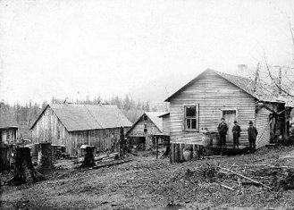 Equality Colony - The Equality Colony, circa 1900.