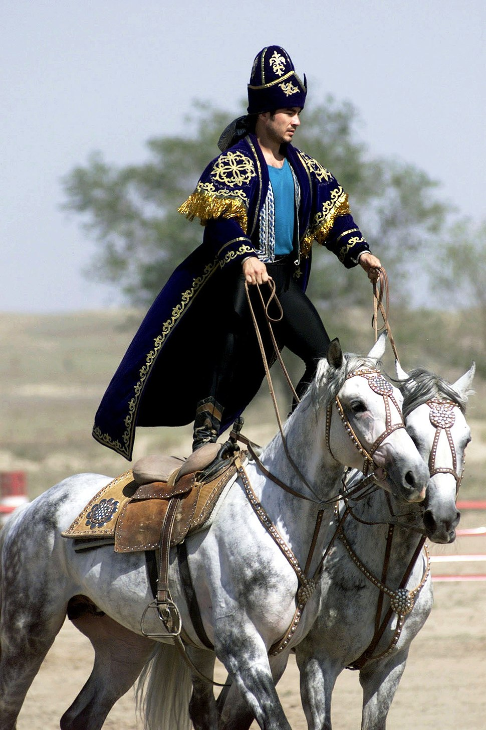 Equestrian heritage, Kazakhstan.JPEG