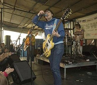 Erase Errata - Erase Errata performing during Mess with Texas.