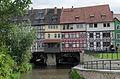 Erfurt, Krämerbrücke, aussen, Nordseite-009.jpg