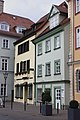 Erfurt, two houses on the Wenigemarkt.jpg