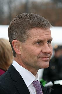 norwegischer Politiker