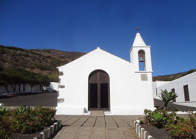 Archivo ermita de nuestra se ora de los reyes el hierro for Pisos el encinar de los reyes
