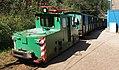 Erzberg Schaubergwerk Stollenbahn Zug.jpg