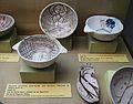 Escudelles d'orelletes al museu Soler Blasco de Xàbia.JPG