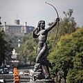 """Escultura de """"la Diana Cazadora"""" 1.jpg"""