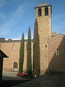 Església de Sant Miquel (la Seu d' Urgell).JPG