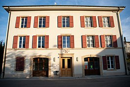 Essertines-sur-Yverdon - Current town hall of Essertines-sur-Yverdon