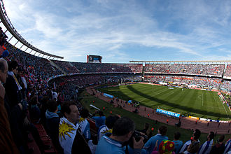 2011 Copa América Final - Image: Estadio Monumental Final CA2011