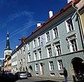 Esti Health Museum and St. Olaf's Church - Esti Tervishoiu muuseumi ja Oleviste kirik - panoramio.jpg