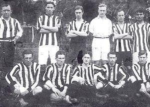 Estudiantes de La Plata - The 1913 Estudiantes team that won its first title in Primera División.