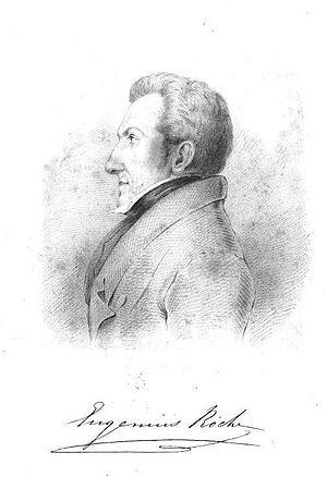 Eugenius Roche - Image: Eugenius Roche 1830