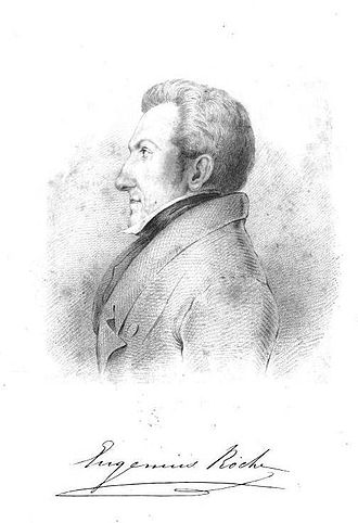 Eugenius Roche - Image: Eugenius Roche 1830