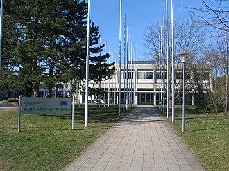 European School, Karlsruhe - Image: Europäische Schule Karlsruhe