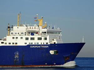 European Trader, Port of Rotterdam, Holland, 06JAN2009 pic6.JPG