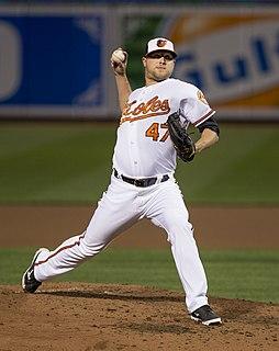 Evan Meek American baseball player