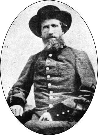 4th Arkansas Infantry Regiment - Colonel, later General, Evander McNair