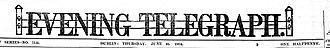 Evening Telegraph (Dublin) - Image: Evening Telegraphtop