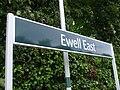Ewell East stn signage.JPG